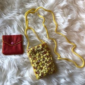 Vintage Set of Miniature bags ☀️